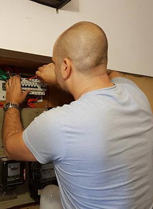 החלפת לוח חשמל בבית